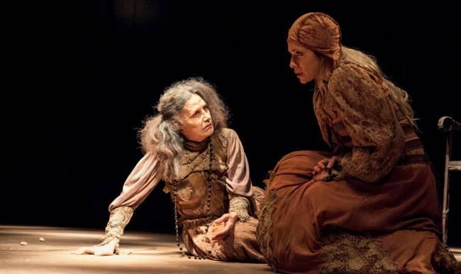 Rosamaria e Letícia: juntas no Teatro Cetip a partir de maio (Foto: Carol Beiriz)