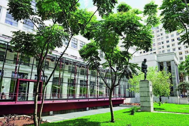 Biblioteca Mário de Andrade: clube de leitura acontece na segunda terça-feira do mês (Foto: Sylvia Masini)
