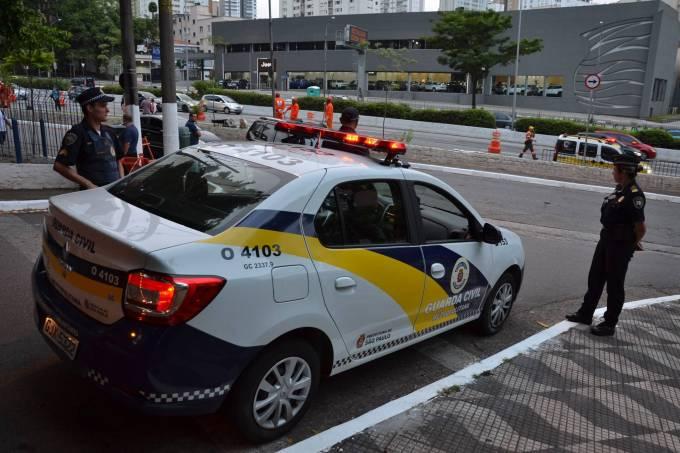 GCM Guarda Civil Metropolitana