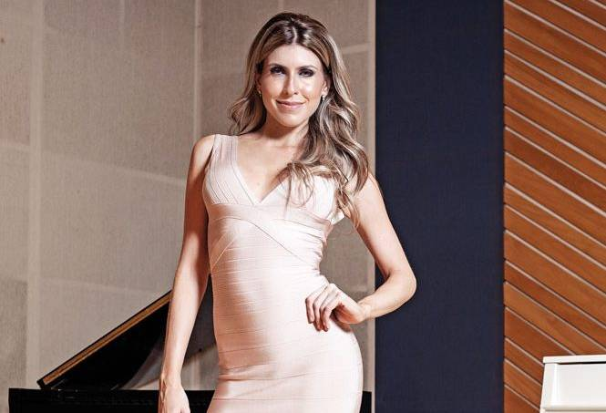 pianista Juliana D'Agostini