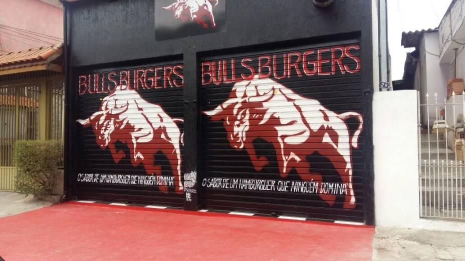 Bulls burgers