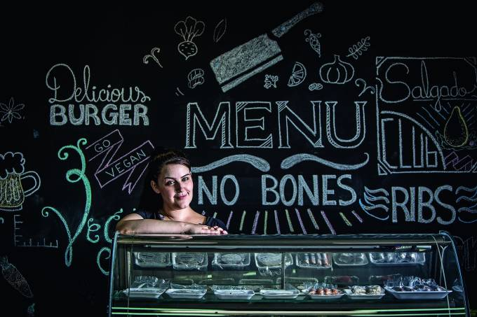 Marcella Fernandes _No Bones _ Açougue vegano _ Veganos
