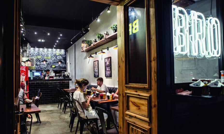 O descolado salão: mais uma boa opção em Santa Cecília