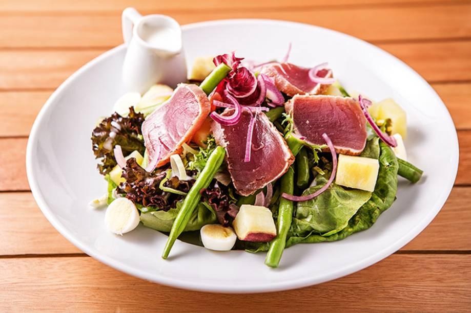 Nattu: salada da casa