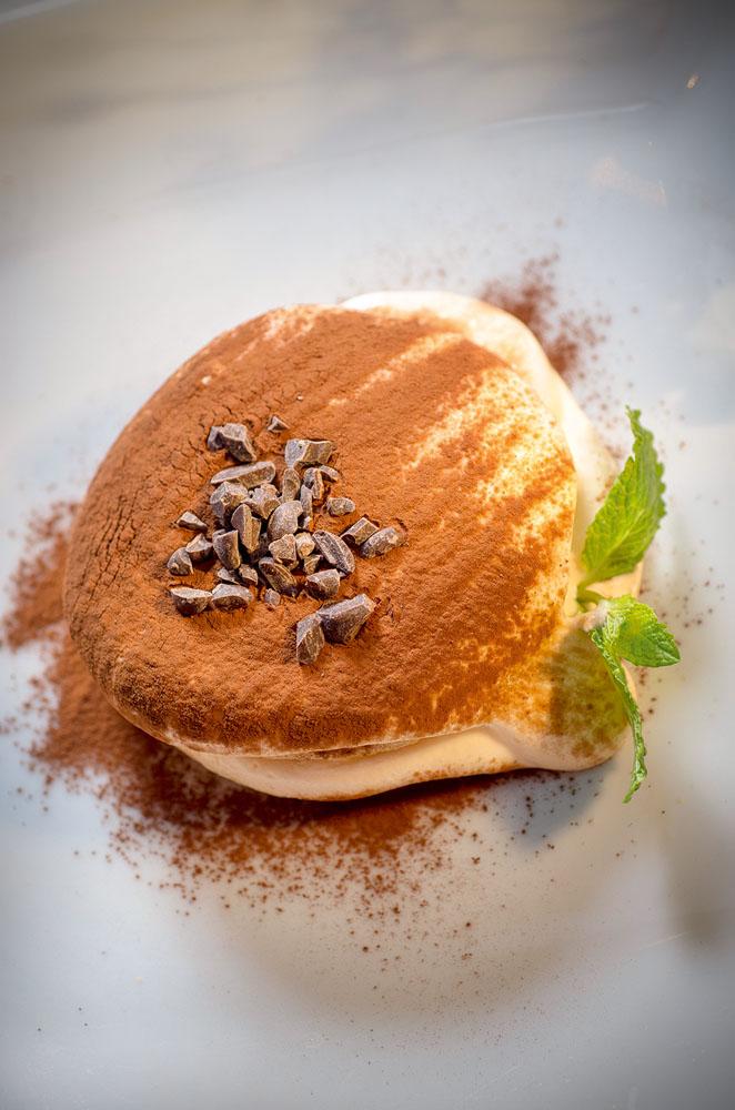 Opção do cinco-estrelas Fasano: o tiramisu, de sobremesa, estará no menu