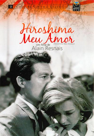 Pôster do filme 'Hiroshima, Meu Amor'