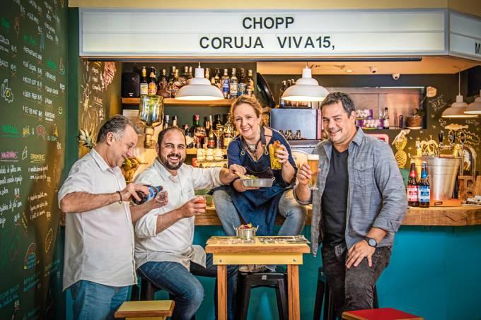 Diogo, Sissi, Guilherme Castro e Roni Spitaletti  – Lambe Lambe
