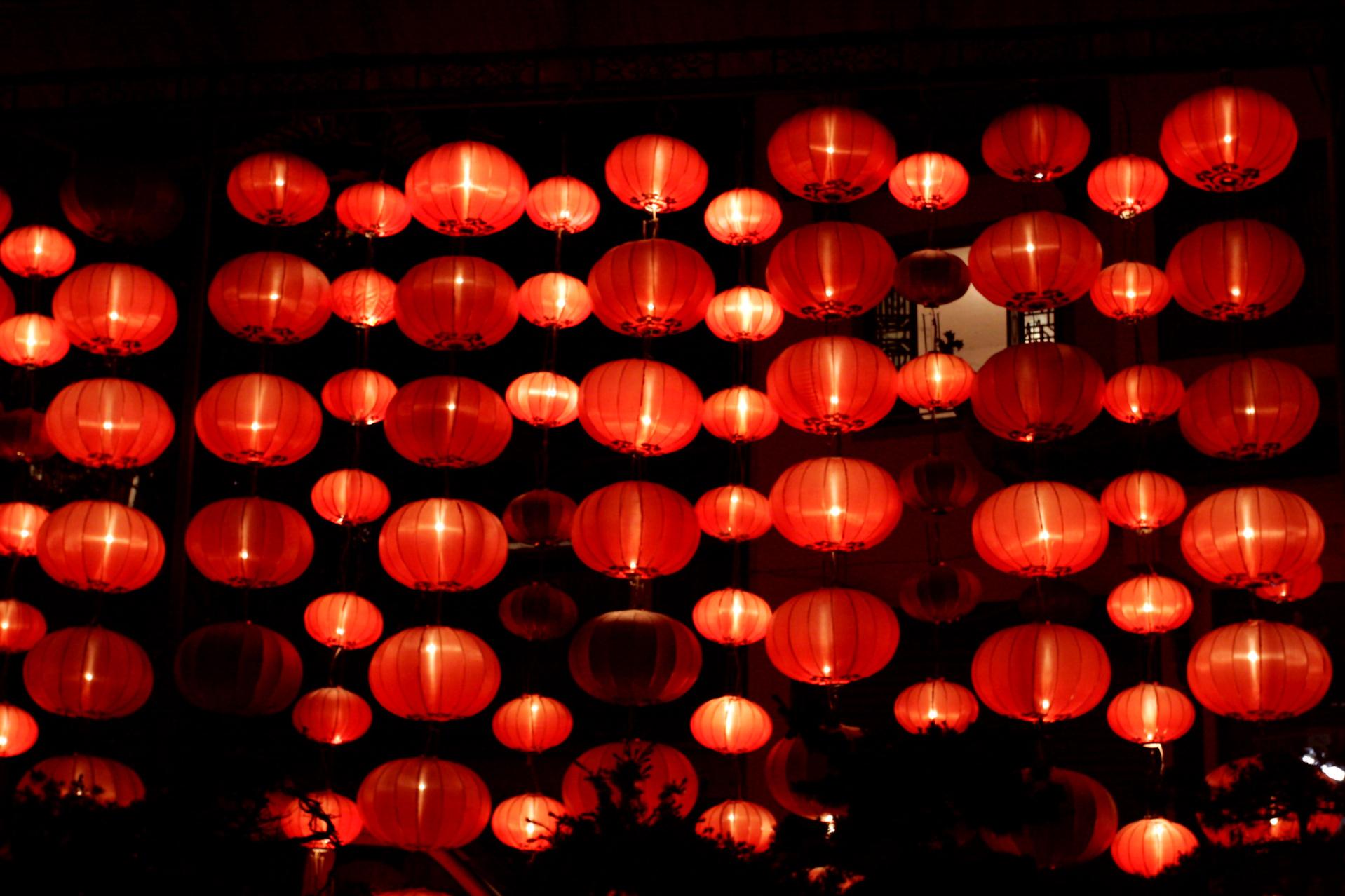 Festival das Lanternas: sábado (18) na Avenida Paulista