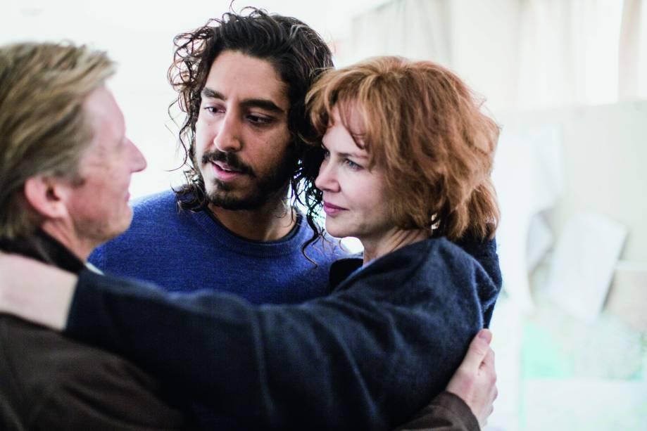 Lion — Uma Jornada para Casa: Dev Patel e Nicole Kidman