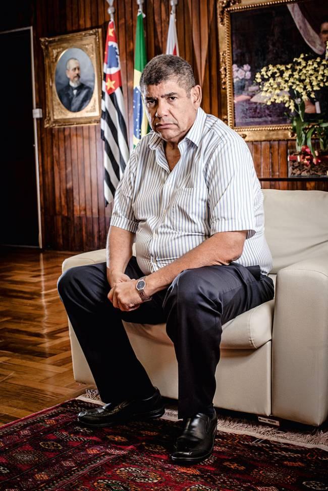 Milton Leite, Presidente da Câmara dos Vereadores de São Paulo afirma que cumprindo a lei, a distorção vai acabar (Foto: Alexandre Battibugli)