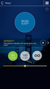 Aplicativo Sleep Genius (Divulgação)