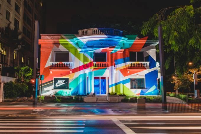 Air Max House Nike-casarão-paulista