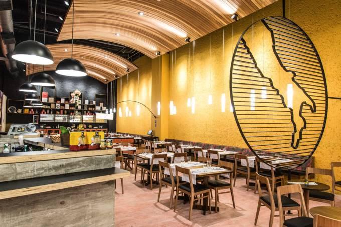 Buttina – Morumbi Town Shopping: salão moderno