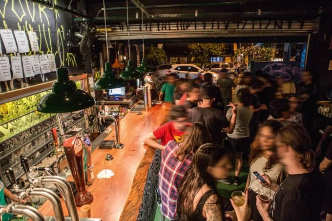Van Der Ale: o espaço de pegada urbana