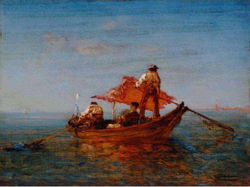 Eterna Trilogia: Veneza
