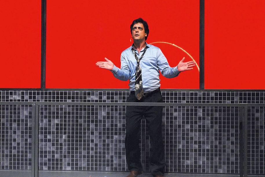 Lucio Mauro Filho: o ator é um dos protagonistas de 5 X Comédia