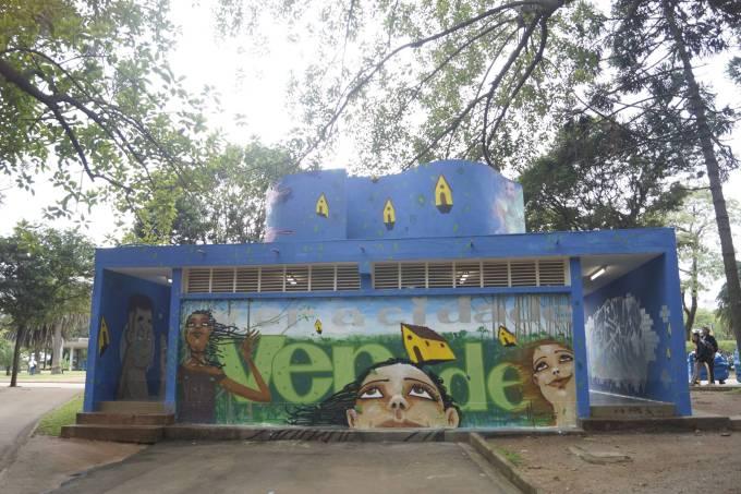ibirapuera grafites