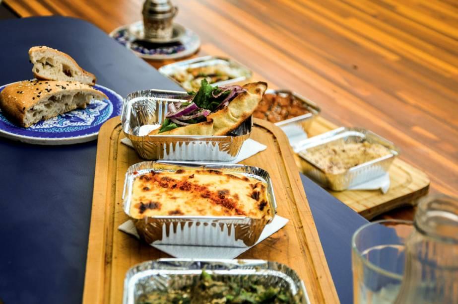 Firin Salonu: pratos de inspiração turca