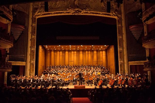 Orquestra Sinfônica Municipal 5 – Foto Arthur Costa