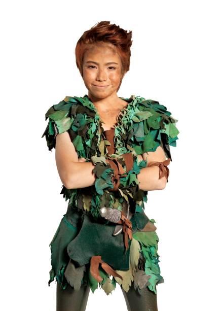 Matheus Ueta é Peter Pan