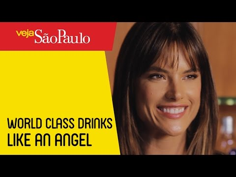 World Class Drinks – Like an angel