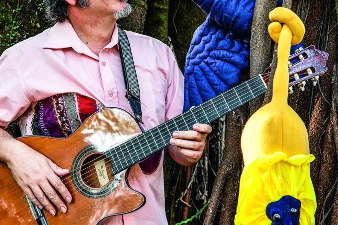 Brasileirinhos: Música para os Bichos do Brasil – apresentado por Paulo Bira