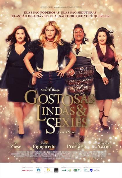 Pôster do filme 'Gostosas, Lindas & Sexies'