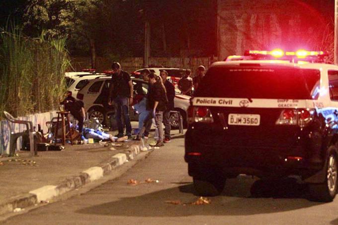 Dez pessoas são mortas em duas chacinas em São Paulo