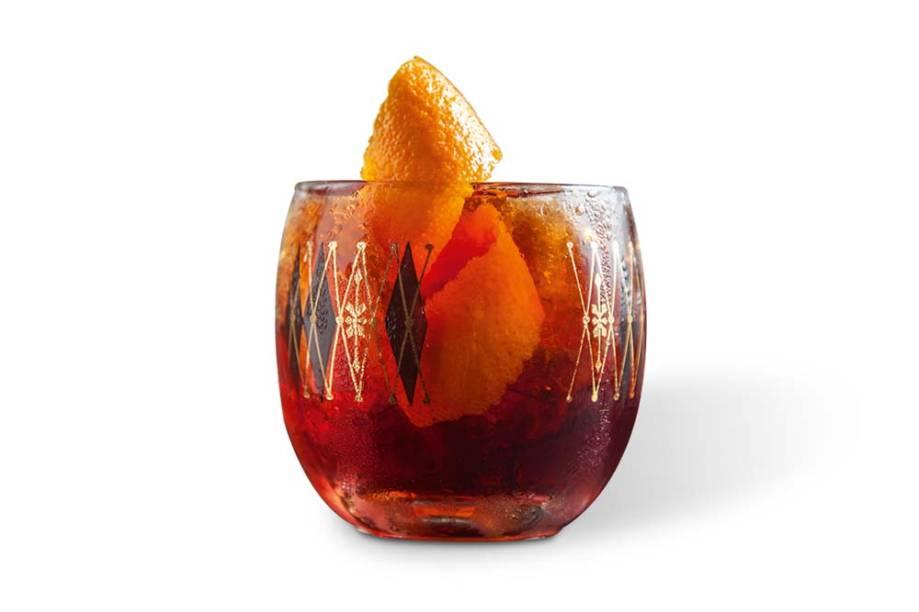 Bebida: boulevardier
