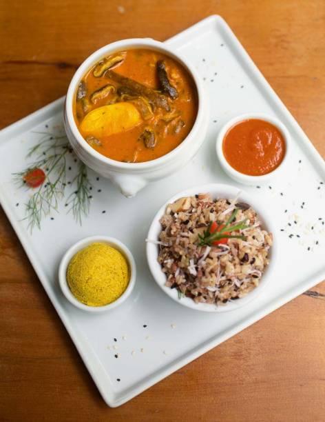 Moqueca do Le Manjue: com shiitake e palmito