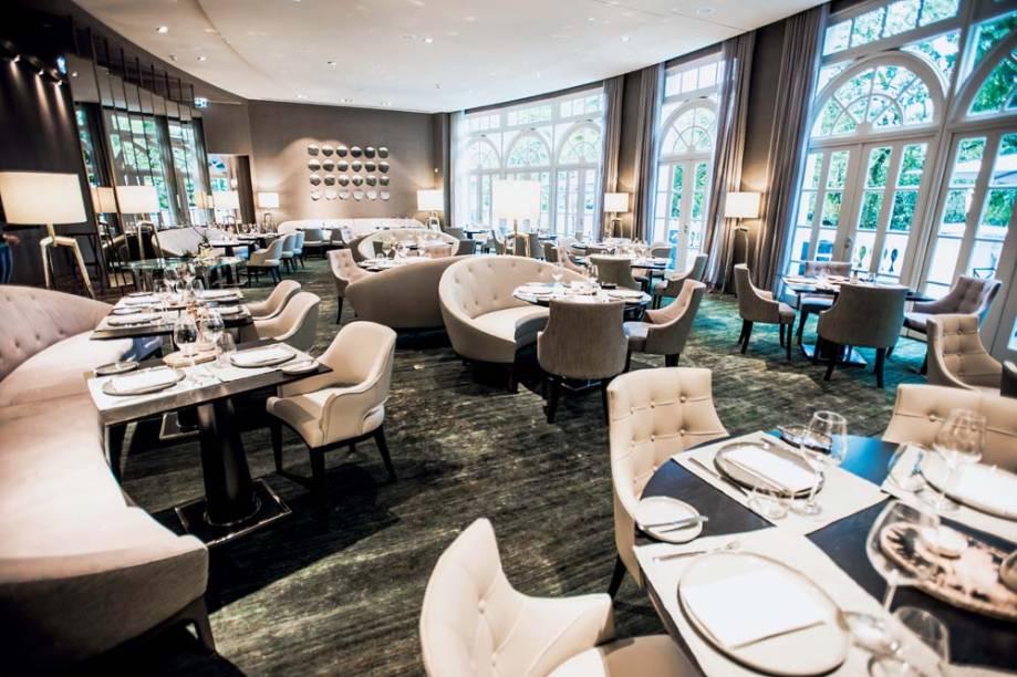 Restaurante comandado pelo chef Vongerichten: cardápio contemporâneo de pegada asiática