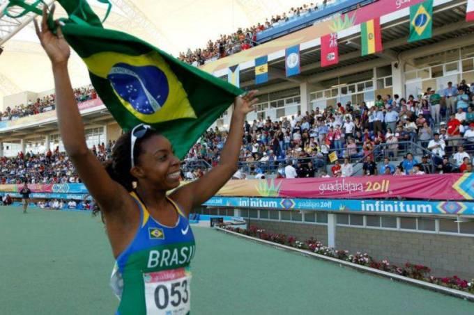 Rosângela Santos – Atletismo