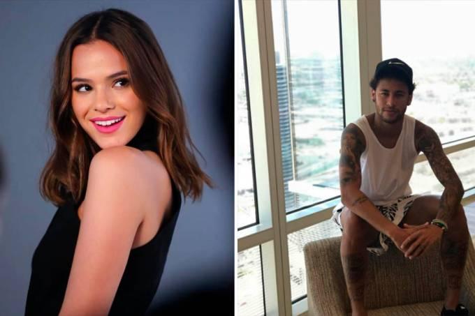 Bruna Marquezine apaga fotos de Neymar no Instagram