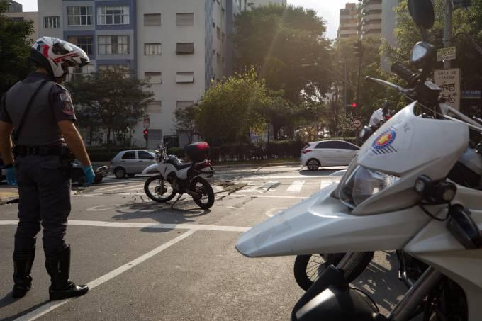 Policial militar é baleado em tentativa de assalto em SP