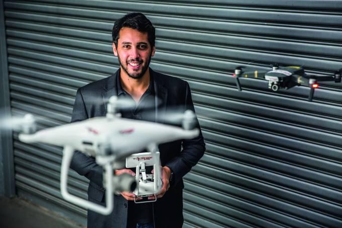 Drones – Luis Neto