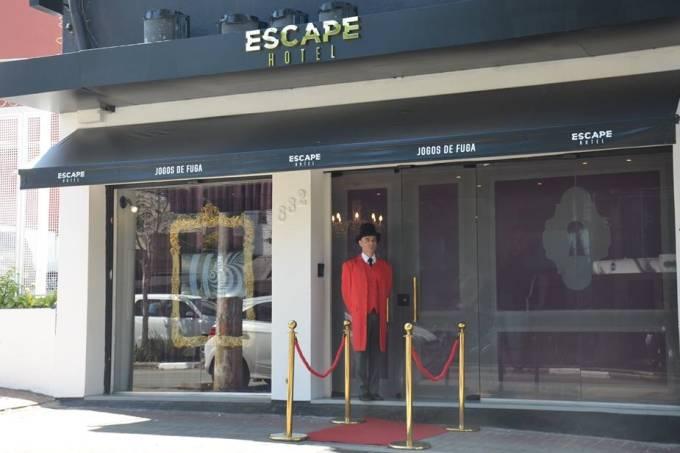 Escape Hotel