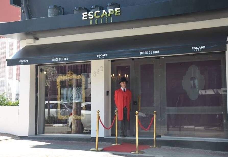 Escape Hotel: entrada