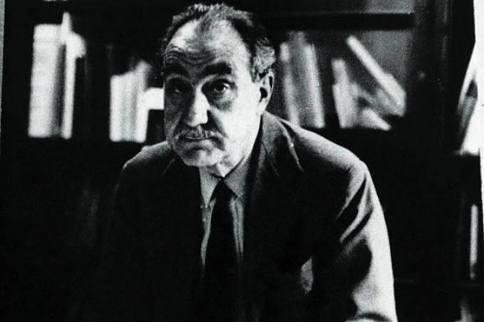 Pietro Maria Bardi, diretor do MASP.