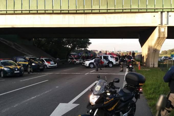 polícia rodoviária federal – greve
