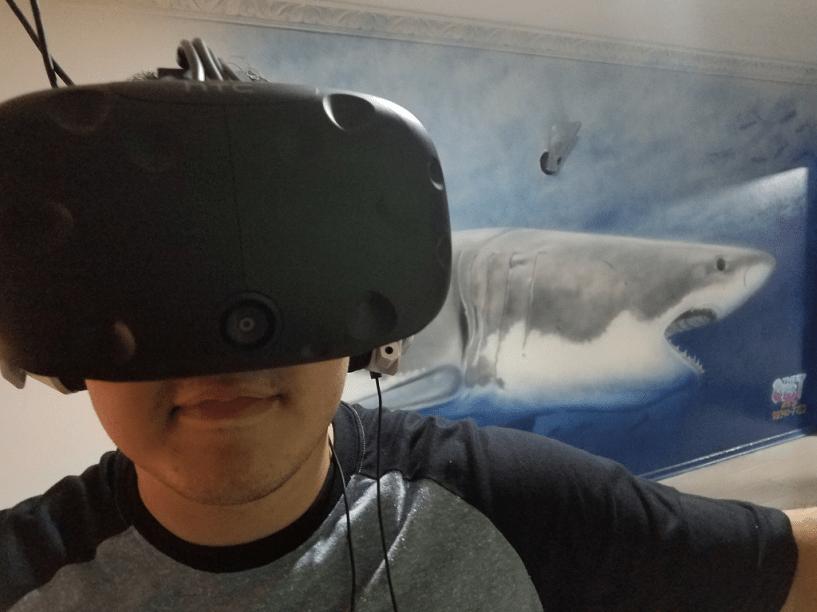 Pixel Realidade Virtual - sala Aventura