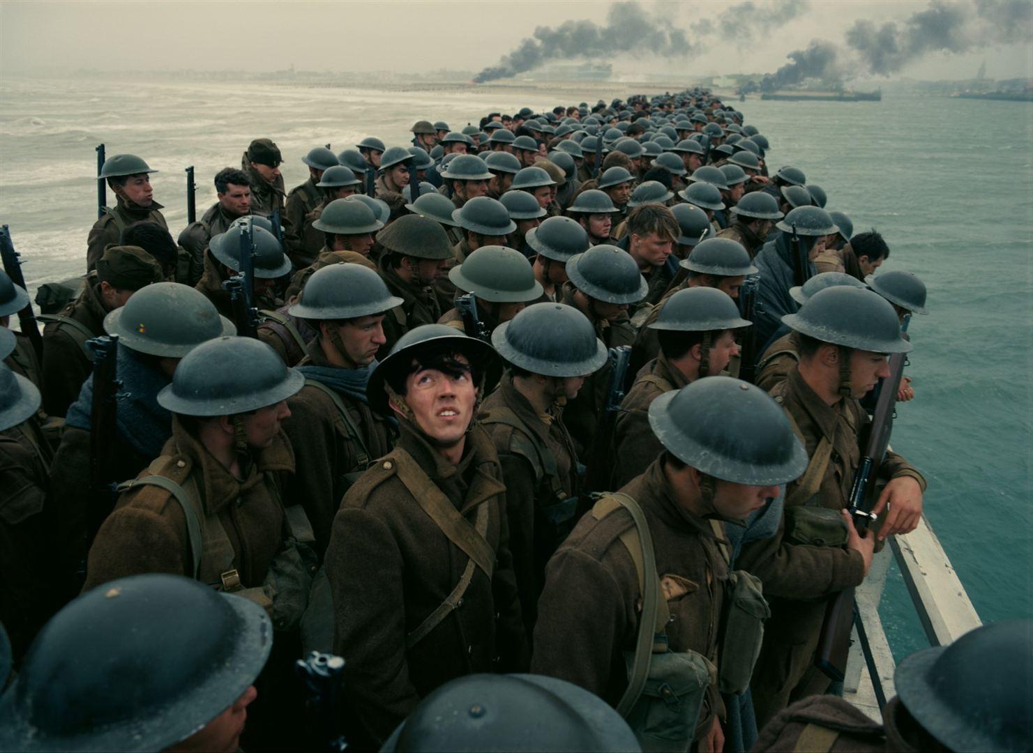 Cena do filme Dunkirk