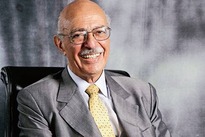 Adib Jatene, médico cardiologista.