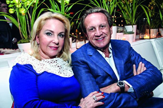 Solange Medina e Rdson Bueno