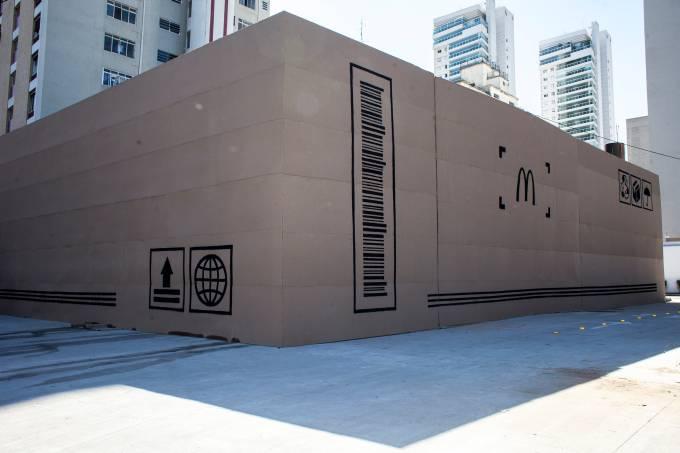 McDonald's / Crédito Pedro Chavedar