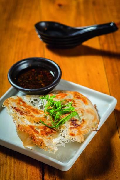 Chi Culinária Oriental: guioza