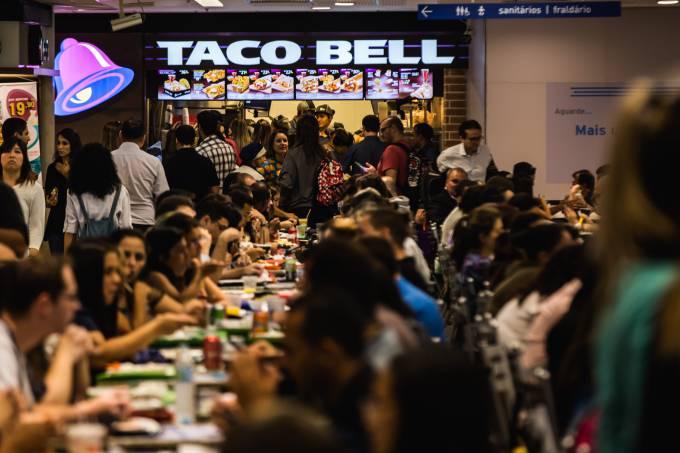 Inauguração Taco Bell Center 3