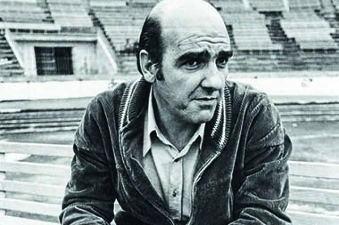 Mario Travaglini, técnico.