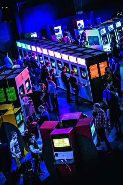 A mostra interativa criada em Londres: 150 jogos para brincar