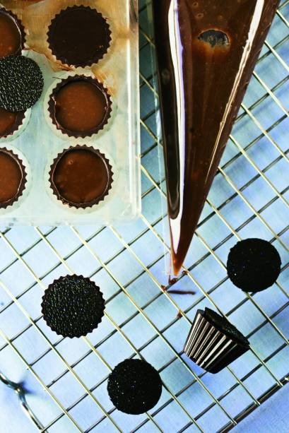 Renata Arassiro: matéria-prima belga nos bombons