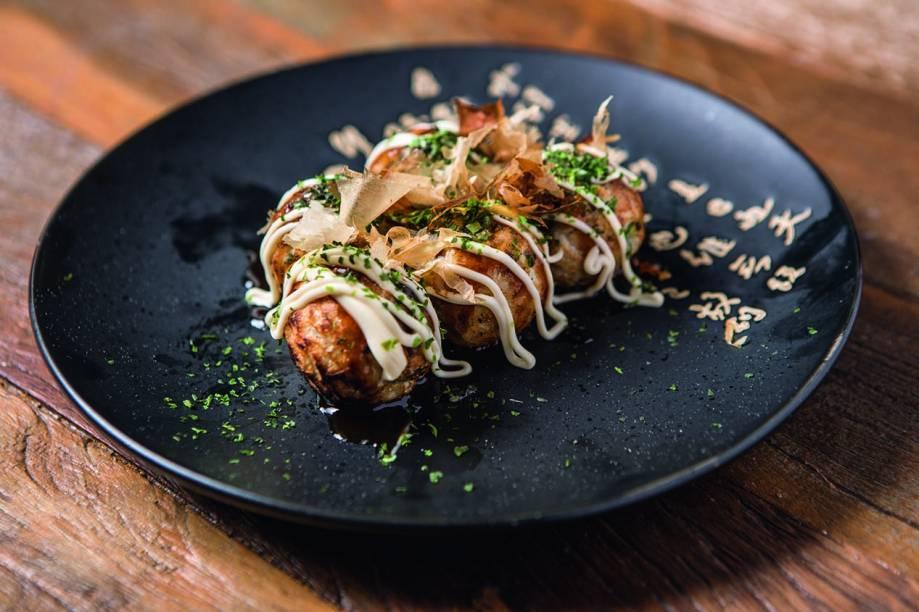 Taka Daru: takoyaki